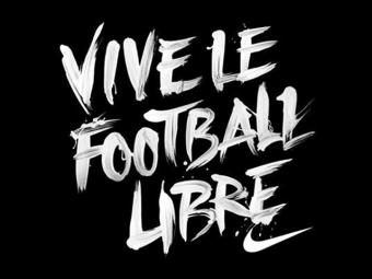 Vivez le football libre / Nike